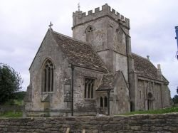 Lullington Church - Somerset