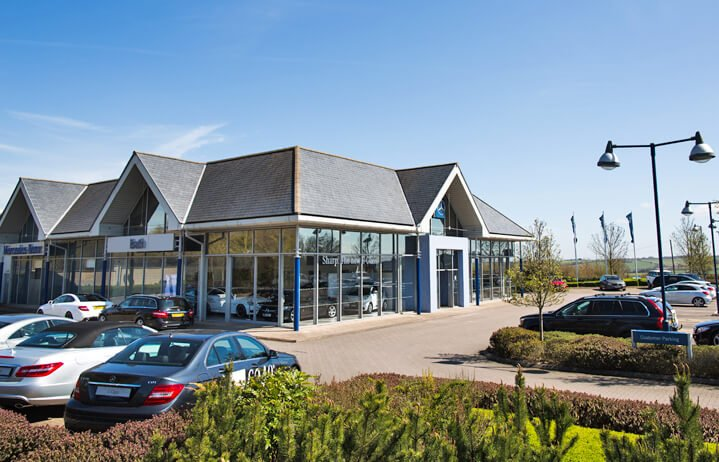 Mercedes Benz Showroom - Somerset